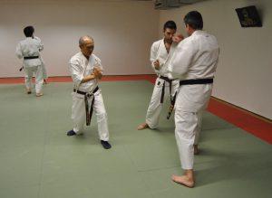 Goyu-Ruy Karate in Düsseldorf - Sensei Ogawa - Go-Me-Kan